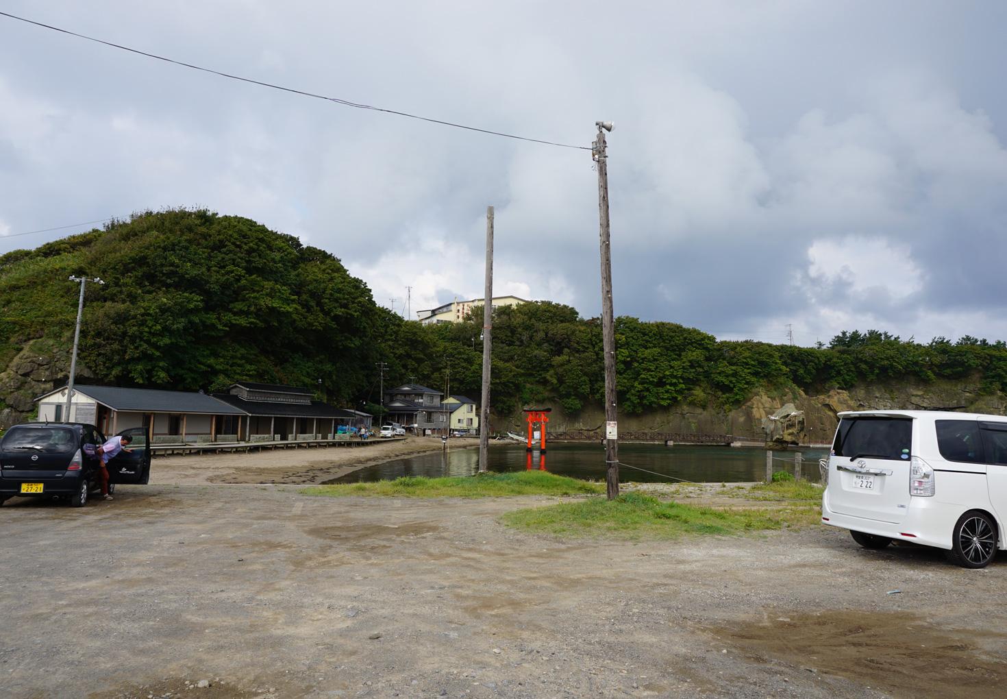 かもめ島キャンプ場01