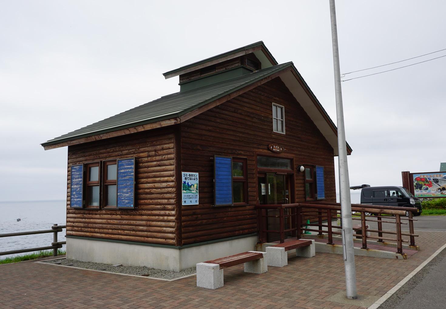 増毛町雄冬キャンプ場05