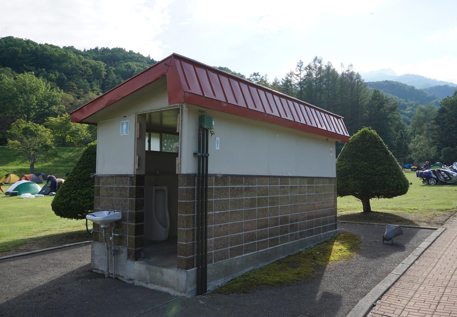 富良野市山部自然公園太陽の里キャンプ場04