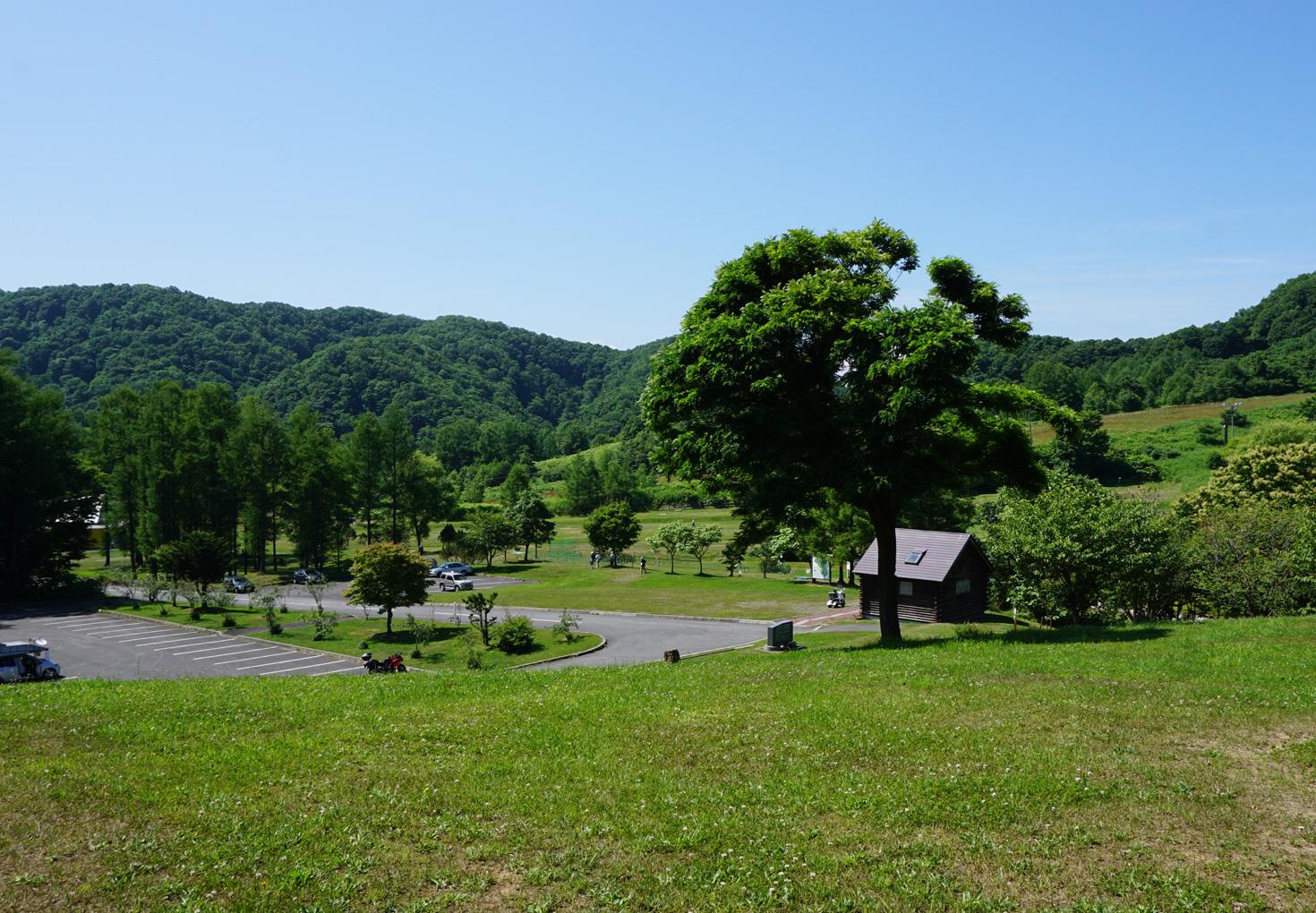 神居岩総合公園キャンプ場01