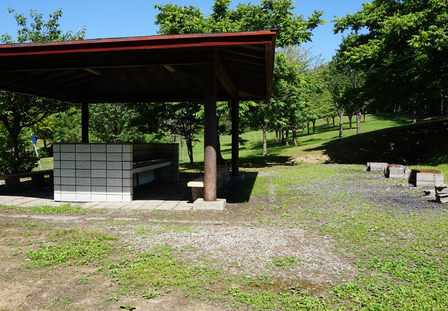 神居岩総合公園キャンプ場05