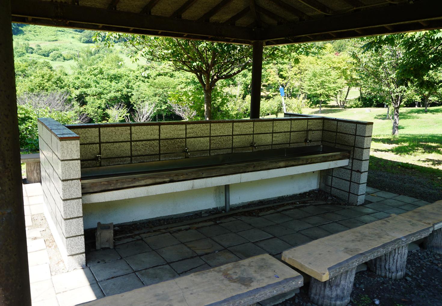 神居岩総合公園キャンプ場06