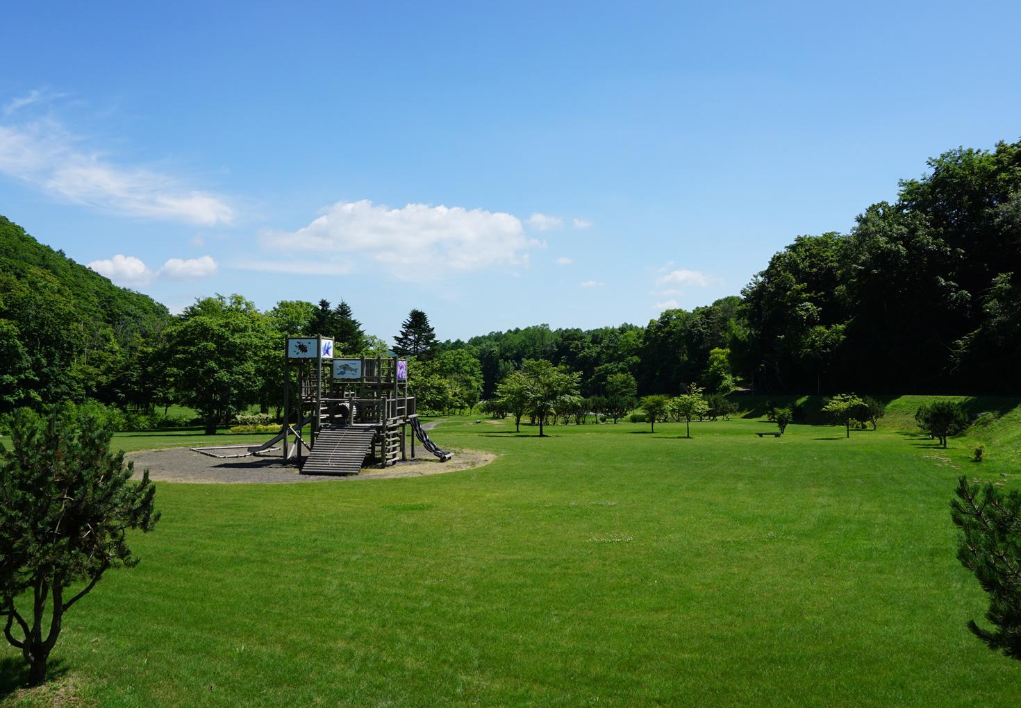 厚田公園キャンプ場01