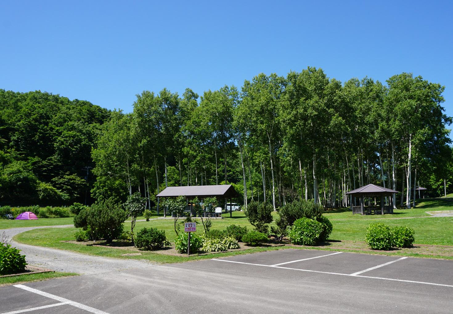 厚田公園キャンプ場09