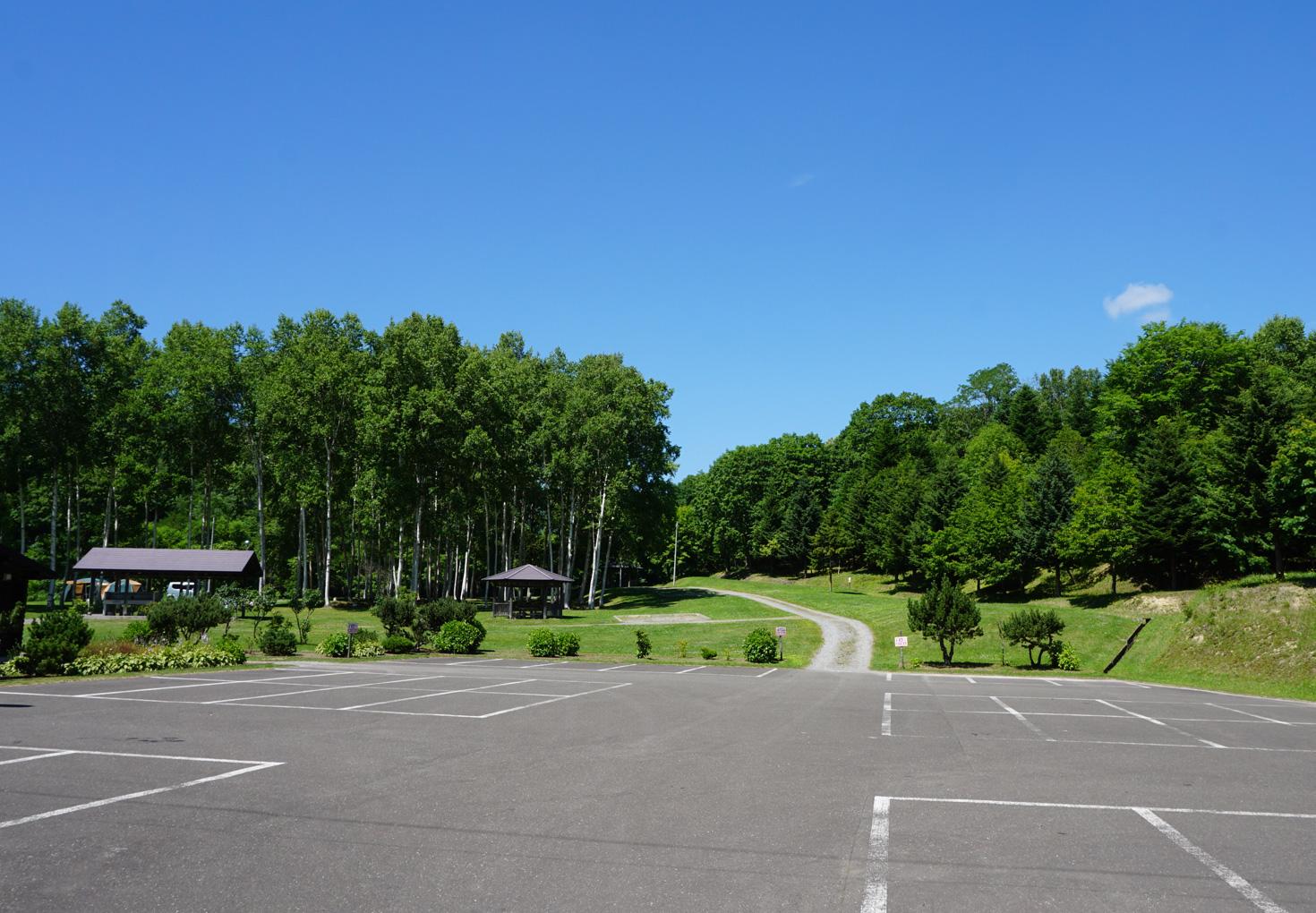 厚田公園キャンプ場10