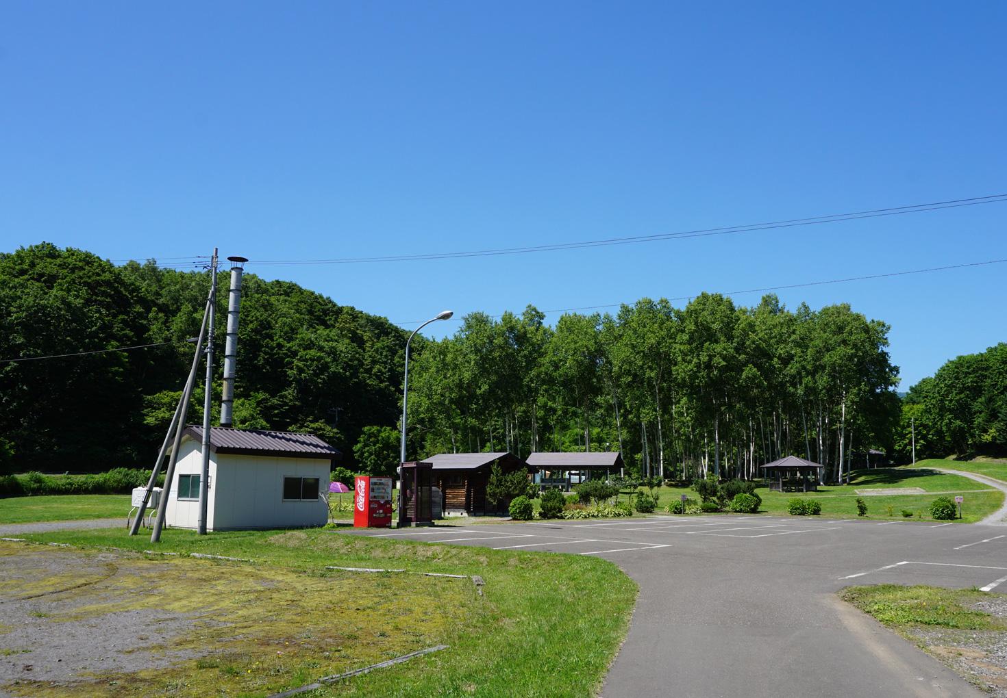 厚田公園キャンプ場11