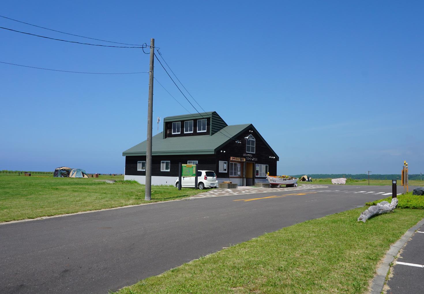 初山別村みさき台公園オートキャンプ場01