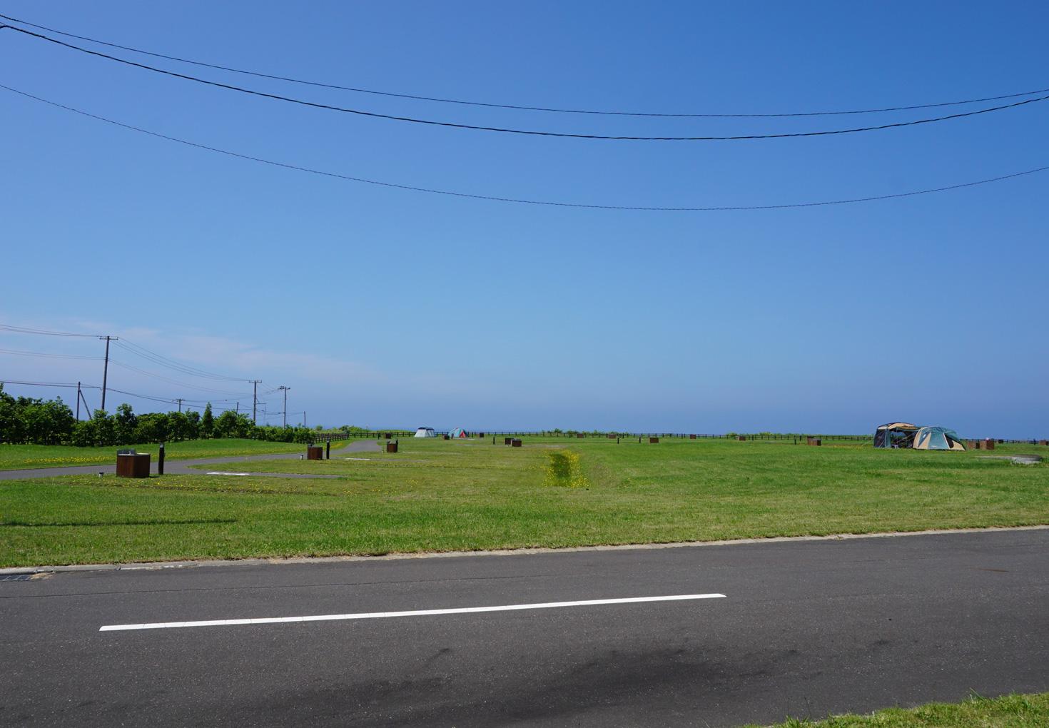 初山別村みさき台公園オートキャンプ場02