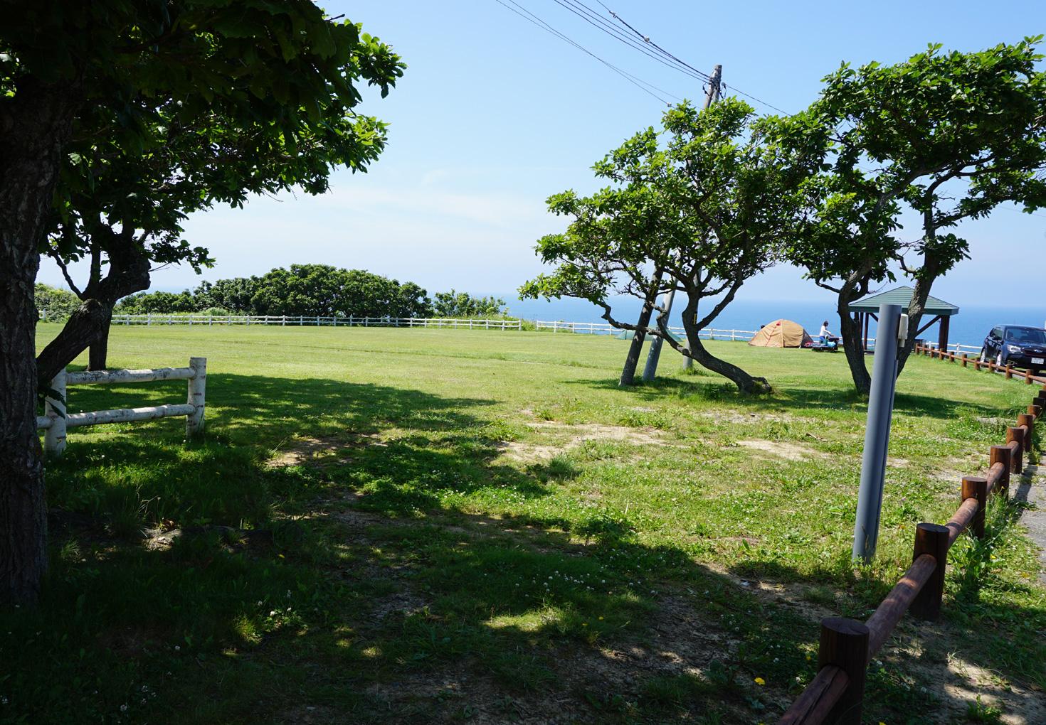 初山別村みさき台公園キャンプ場03