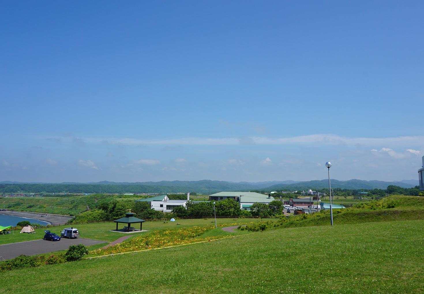 初山別村みさき台公園キャンプ場08