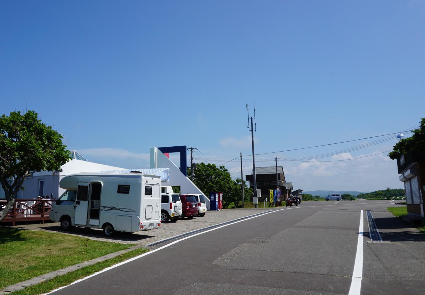 初山別村みさき台公園キャンプ場11