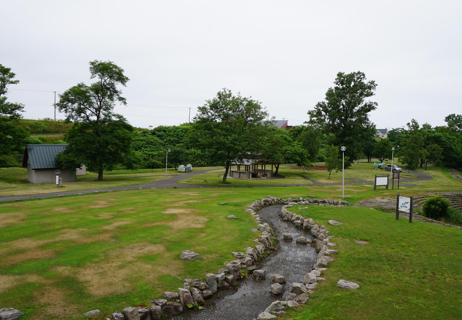 増毛リバーサイドパークオートキャンプ場01