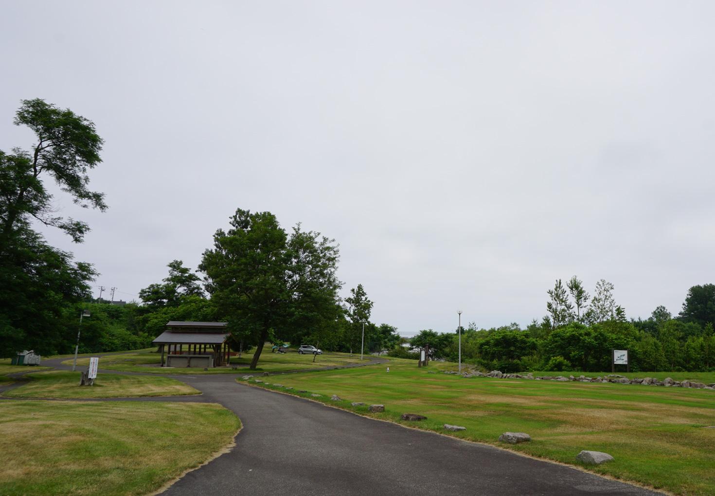 増毛リバーサイドパークオートキャンプ場02