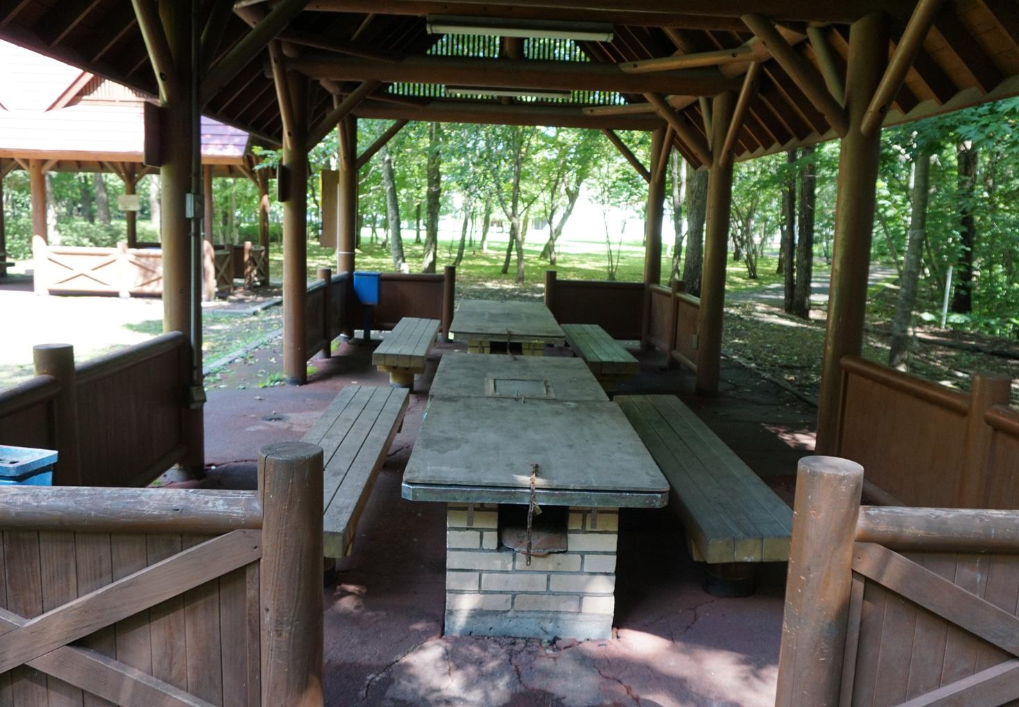 安平町鹿公園キャンプ場05