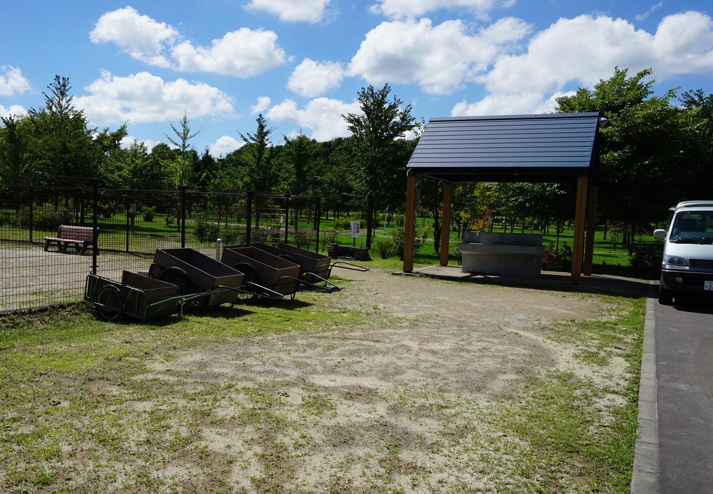 安平町鹿公園キャンプ場24