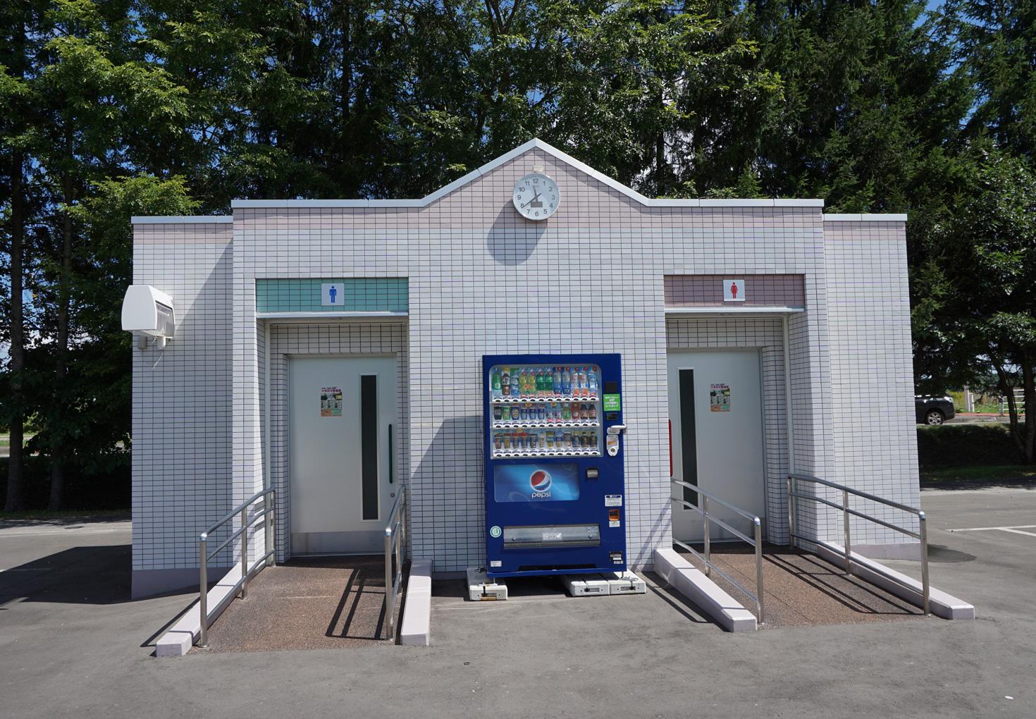安平町鹿公園キャンプ場26
