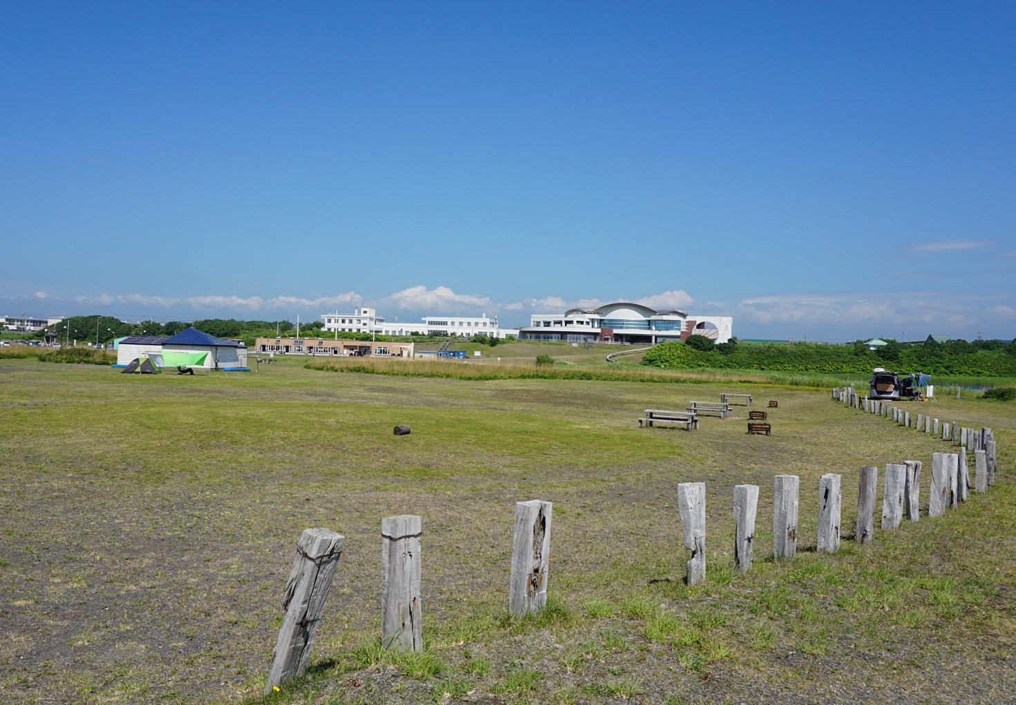 手塩鏡沼海浜公園キャンプ場03