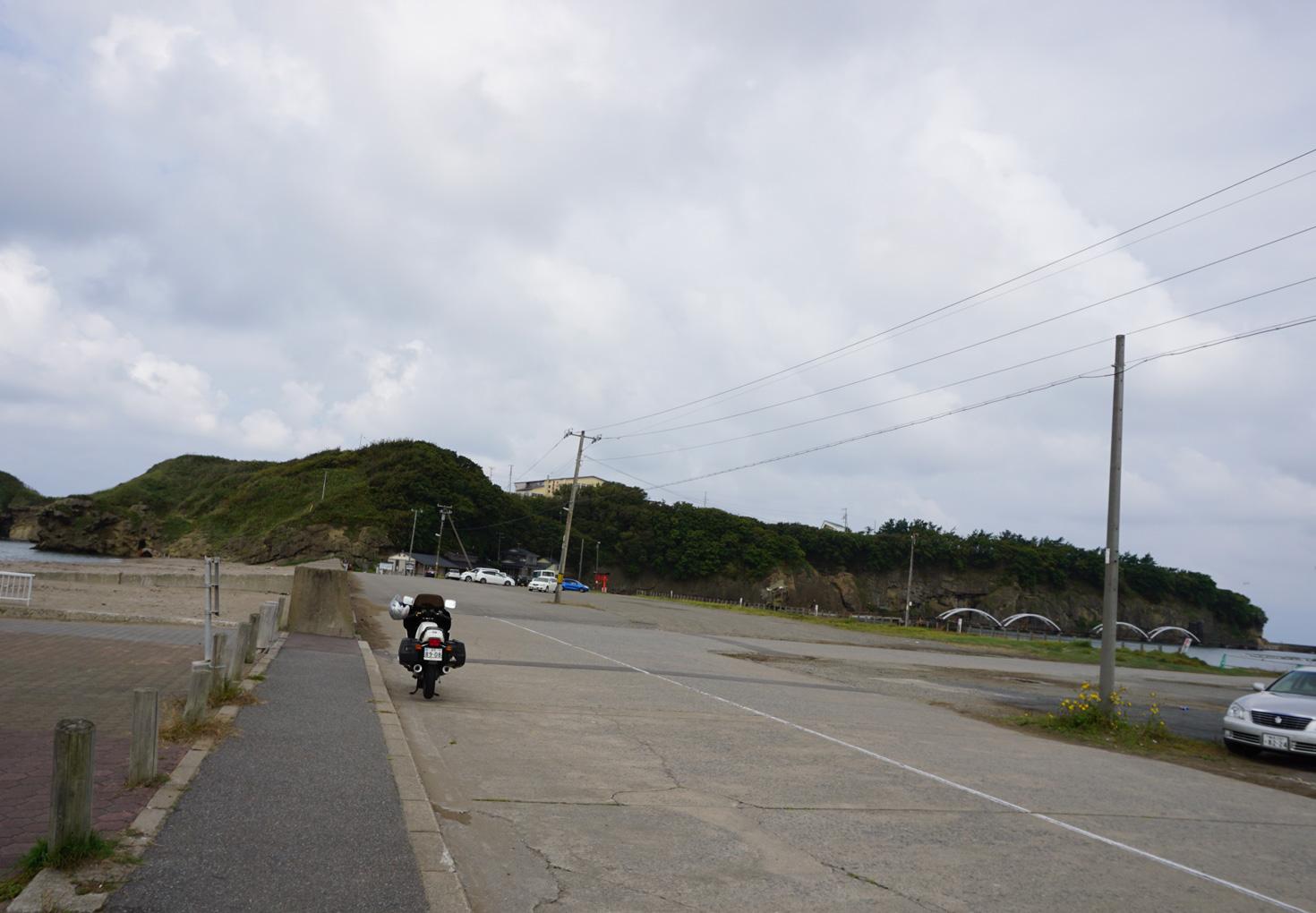 かもめ島キャンプ場07