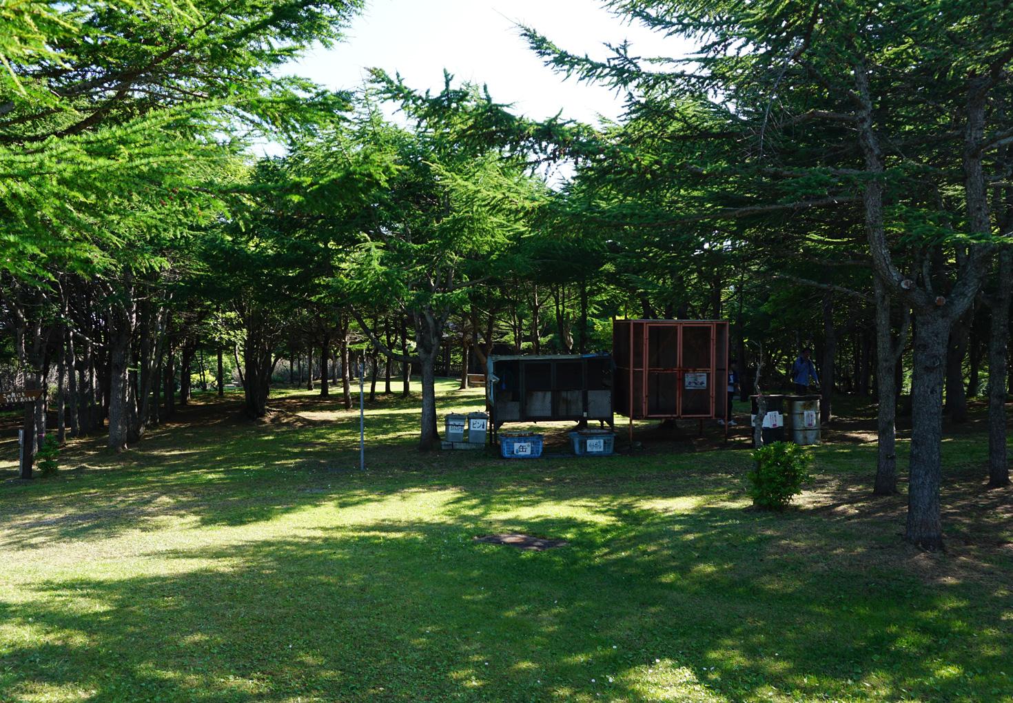 稚内森林公園キャンプ場03