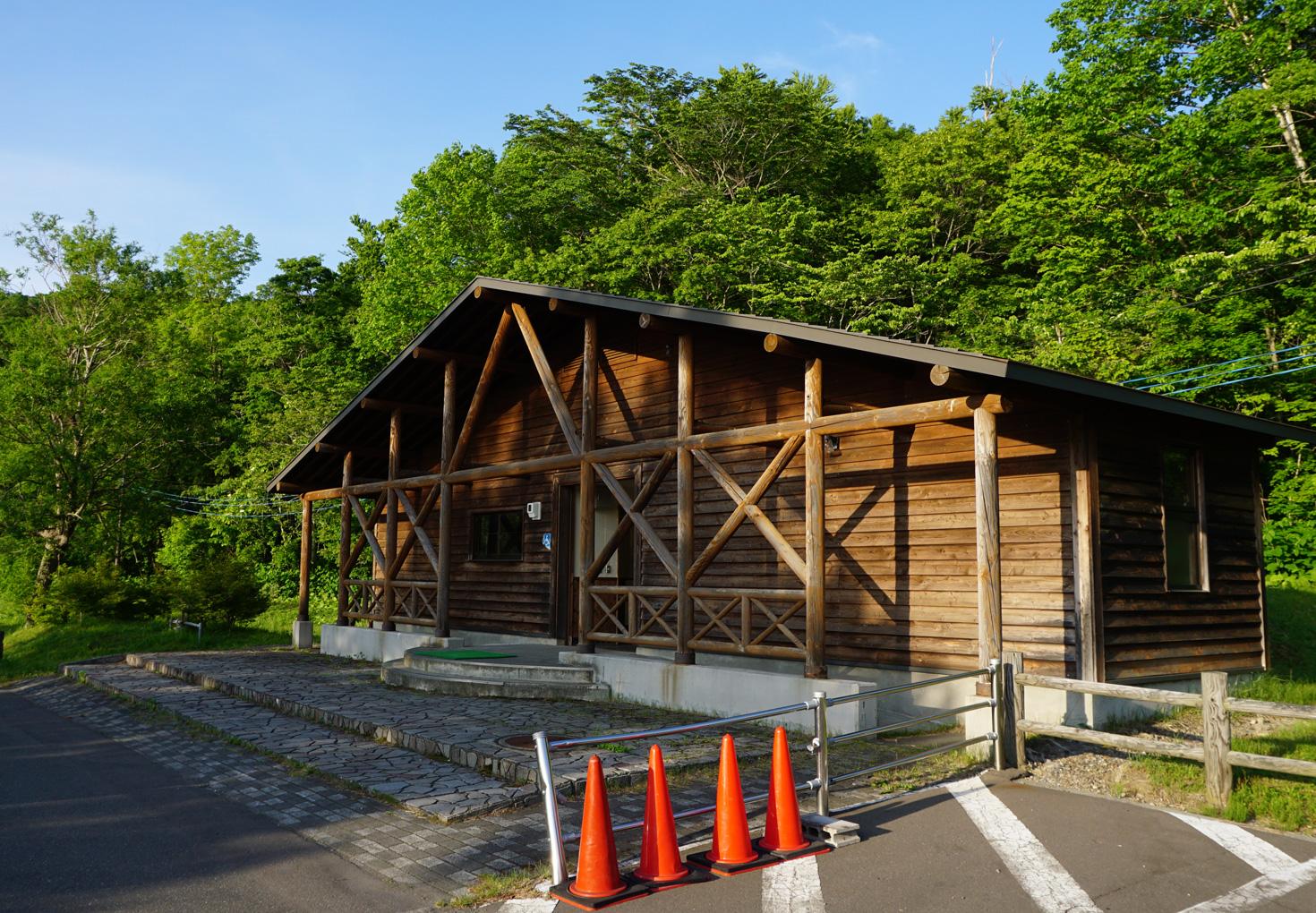 支笏湖モーラップキャンプ場14