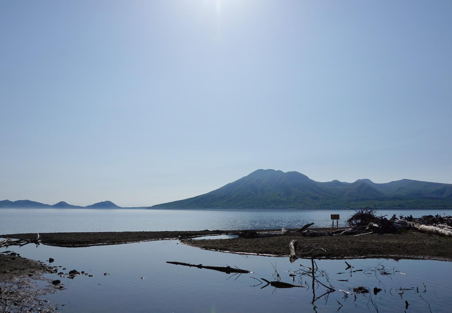 支笏湖美笛キャンプ場06
