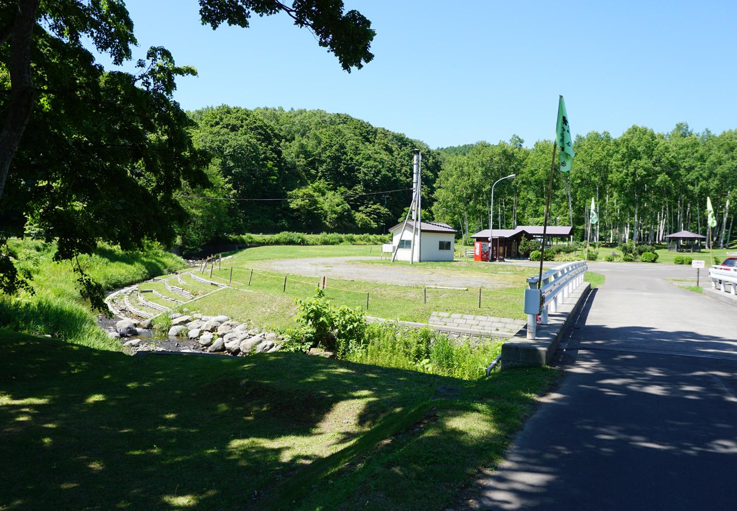 厚田公園キャンプ場04