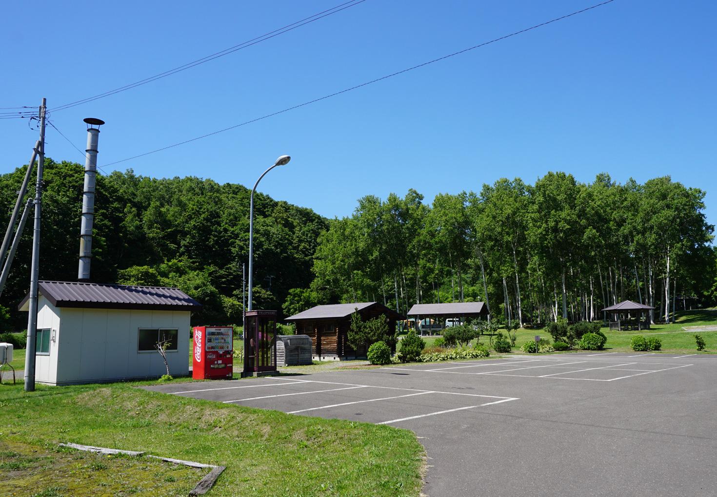 厚田公園キャンプ場06