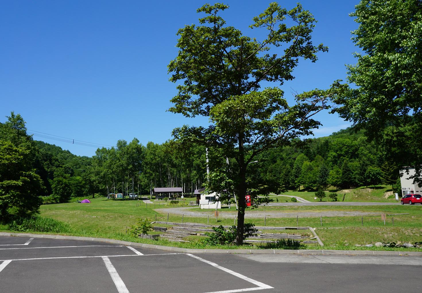 厚田公園キャンプ場12