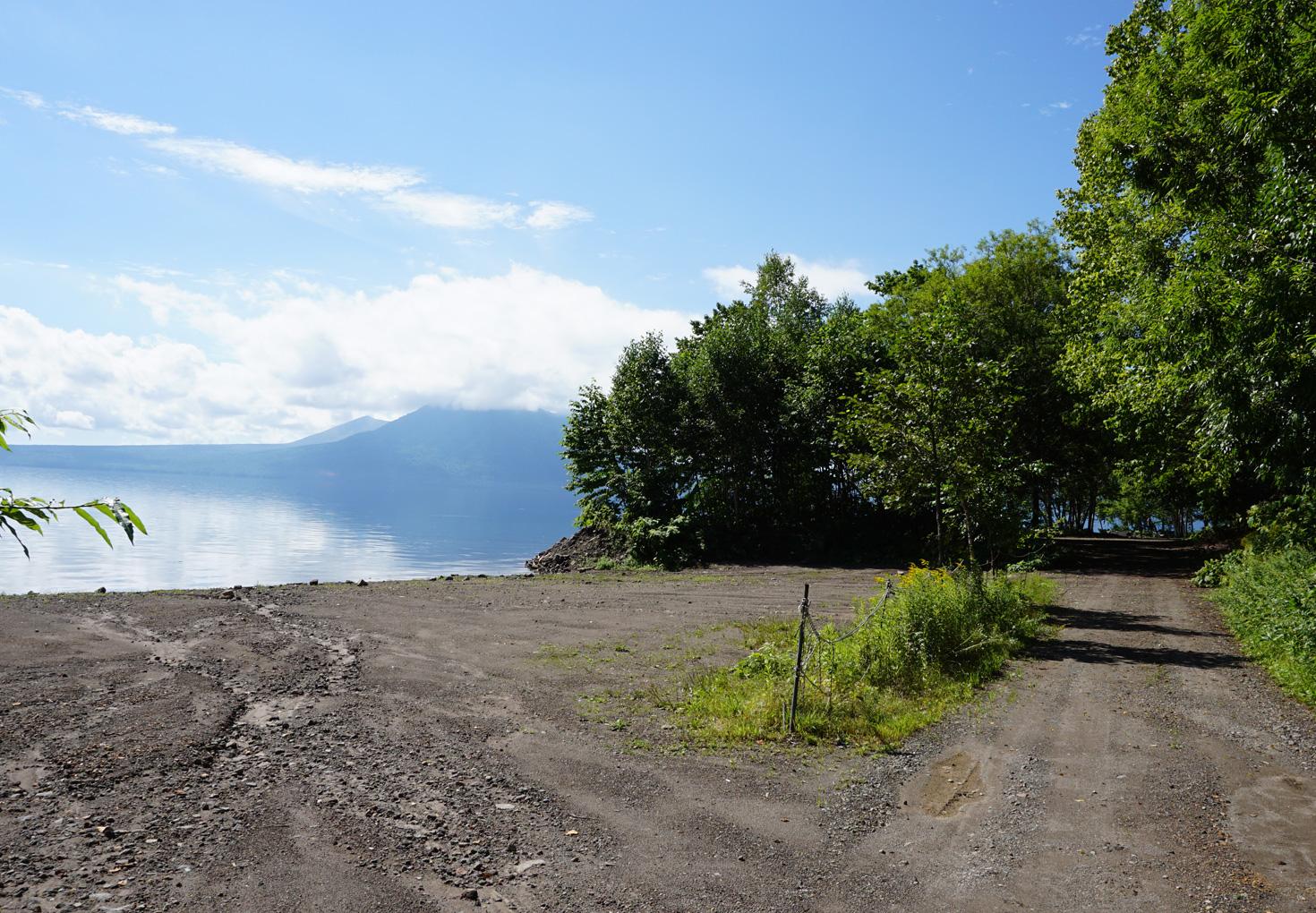 支笏湖ポロピナイキャンプ場05