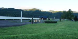 芦別市 滝里湖オートキャンプ場