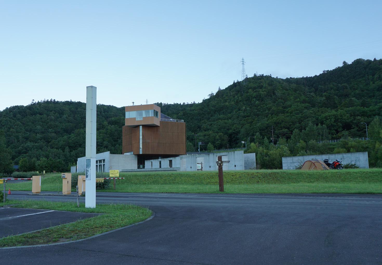 芦別市滝里湖オートキャンプ場02