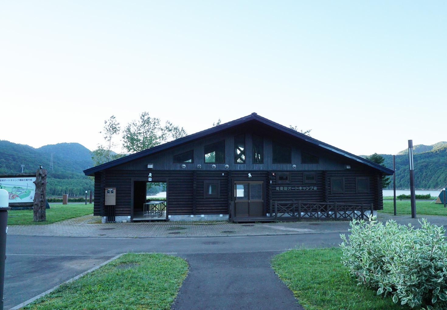 芦別市滝里湖オートキャンプ場12