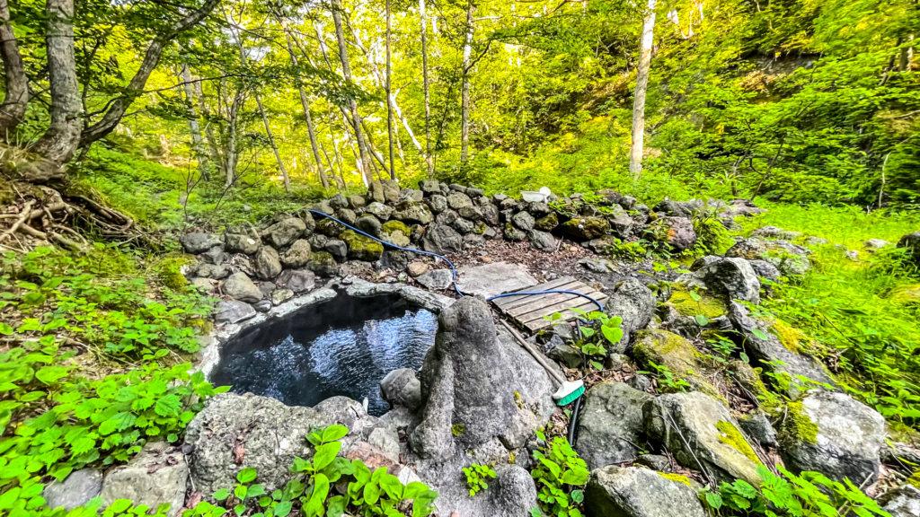 岩尾別温泉 滝見の湯 全景