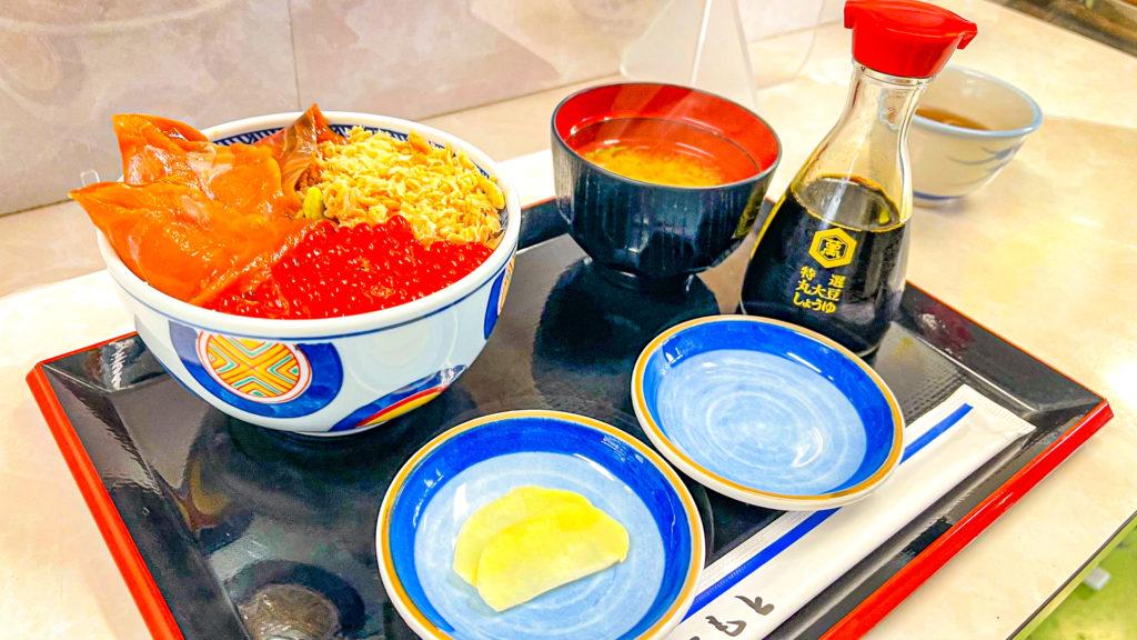 知床ウトロ漁協婦人部食堂