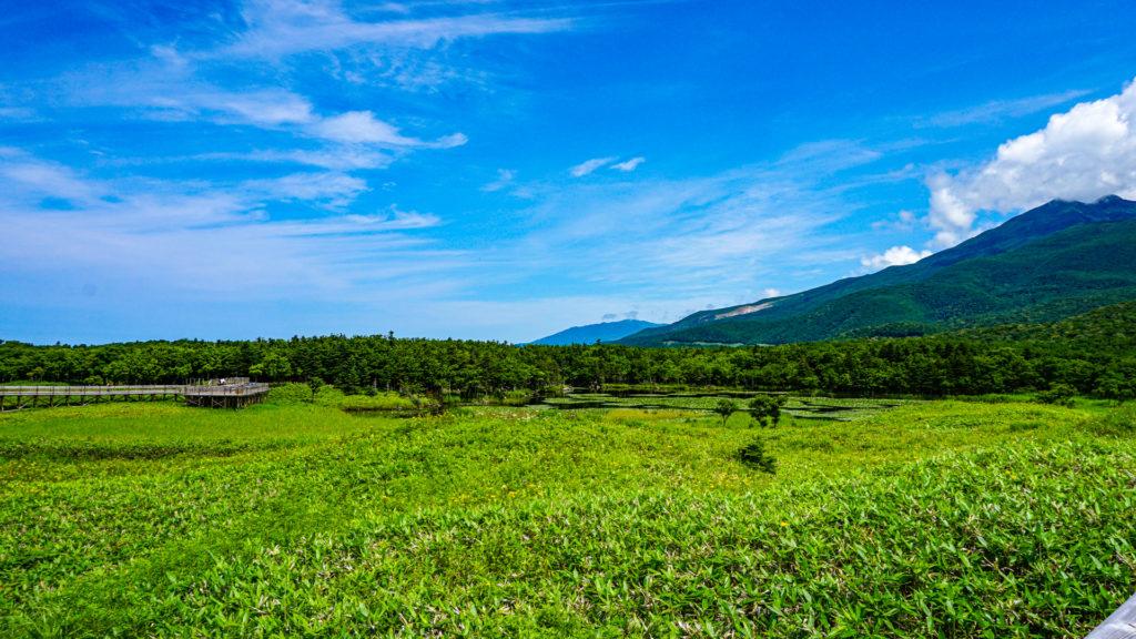 知床五湖 世界遺産