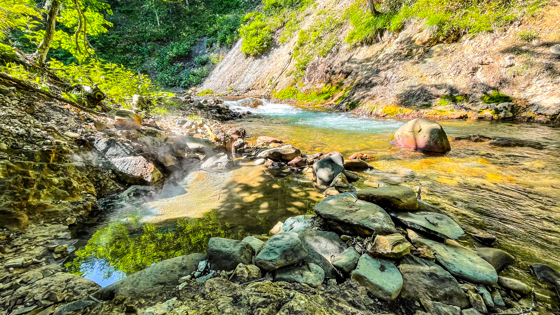然別峡温泉 チニカ(ペニチカ)の湯