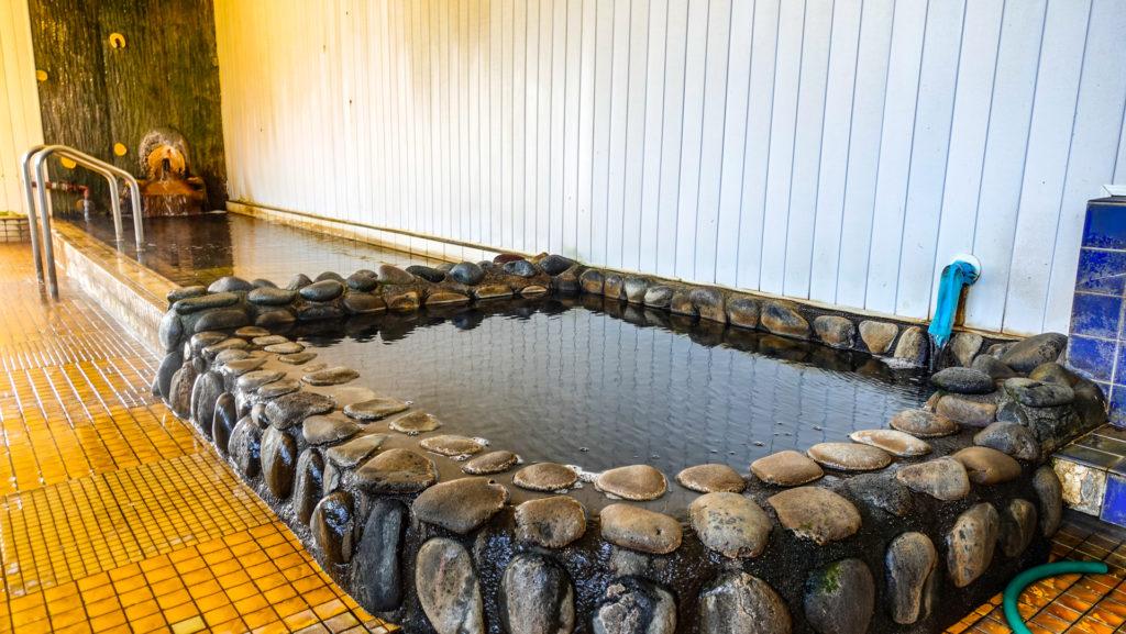野付温泉 浜の湯 内湯