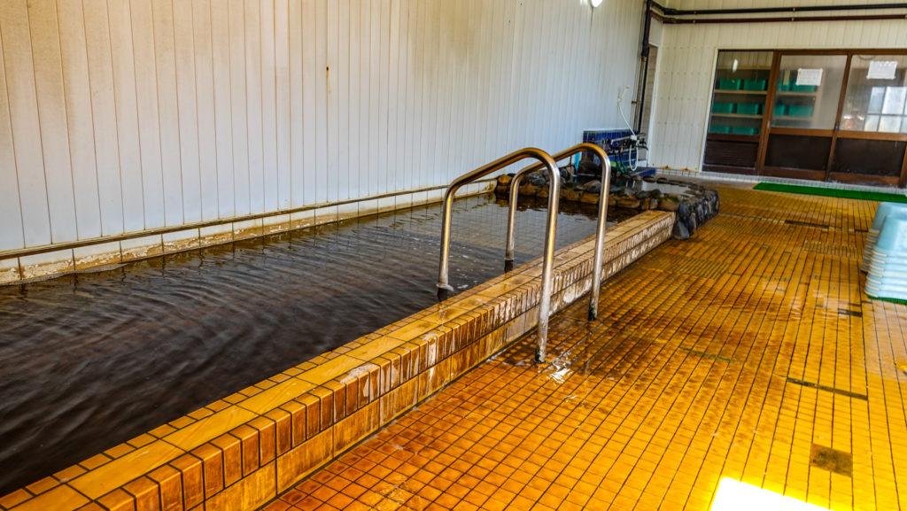 野付温泉 浜の湯 浴槽
