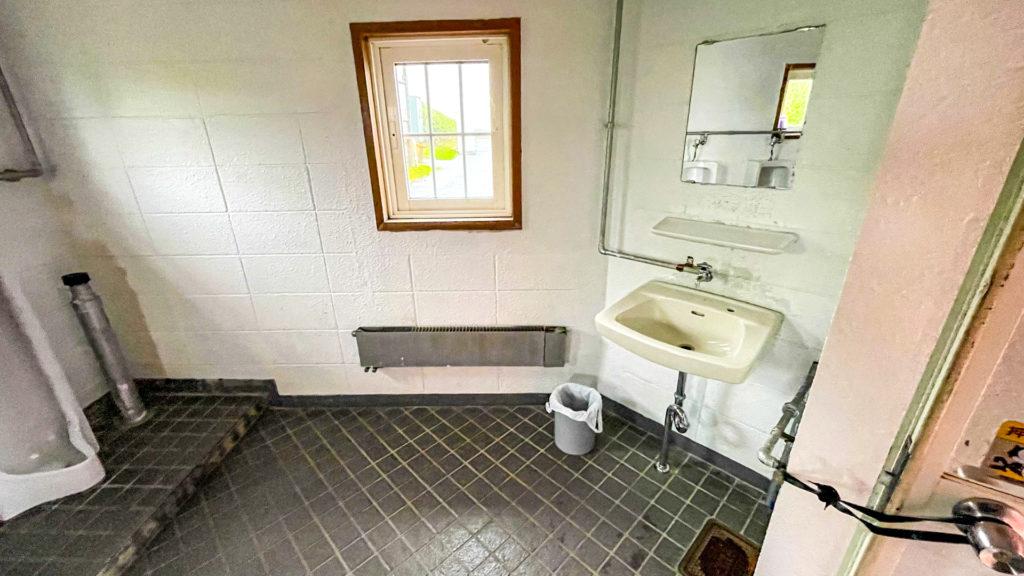 開陽台キャンプ場 24時間トイレ